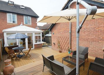 Thumbnail 3 bed semi-detached house for sale in Abbey Walk, Pontefract