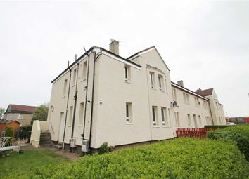 Thumbnail 2 bedroom flat for sale in Motehill Road, Gallowhill, Renfrewshire