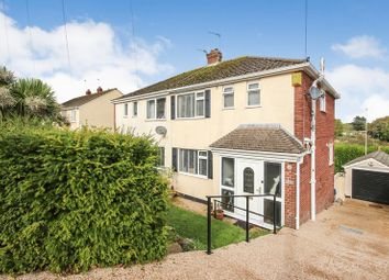 Thumbnail 3 bed semi-detached house for sale in Frobisher Green, Torquay