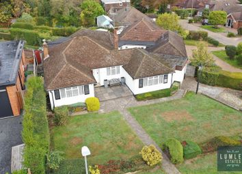 Thumbnail 3 bed detached bungalow for sale in Goodyers Avenue, Radlett
