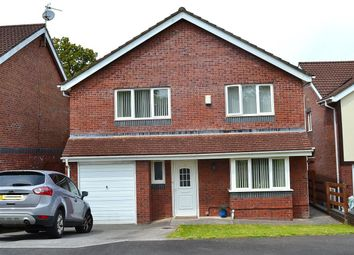 Thumbnail 4 bed property for sale in Maes-Y-Deri, Gowerton, Swansea