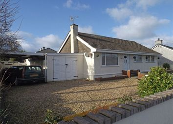 Thumbnail 3 bed detached bungalow for sale in Rhosybol, Amlwch, Anglesey