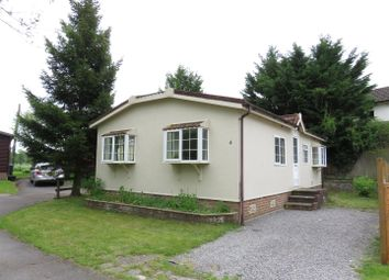 Thumbnail 2 bed mobile/park home for sale in Stonehenge Park, Orcheston, Salisbury