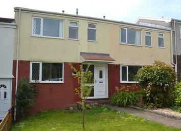 Thumbnail 2 bedroom terraced house to rent in Chestnut Avenue, West Cross, Swansea