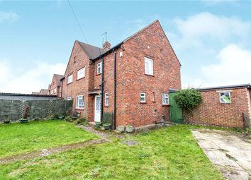 Thumbnail 3 bed semi-detached house for sale in Rutherwyk Road, Chertsey, Surrey