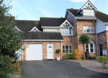 3 bed terraced house for sale in Waterside Close, Madeley, Crewe CW3