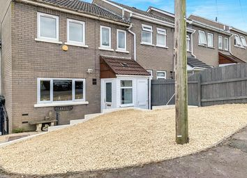 Thumbnail 3 bed terraced house for sale in Edwards Court, Ebbw Vale