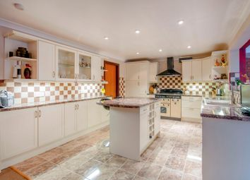 Thumbnail 5 bedroom detached house for sale in Washdyke Lane, Leasingham, Sleaford