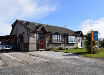 Thumbnail 2 bed semi-detached bungalow for sale in Marton Close, Dalton In Furness, Cumbria
