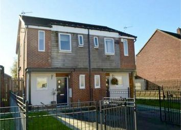 Thumbnail 2 bedroom semi-detached house for sale in Marbury Road, Heaton Chapel, Stockport, Cheshire