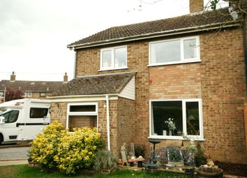 Thumbnail 3 bed semi-detached house for sale in Weston Ville, Collyweston, Stamford