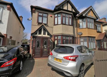 Thumbnail 4 bed semi-detached house for sale in Woodlands Gardens, Woodford New Road, London