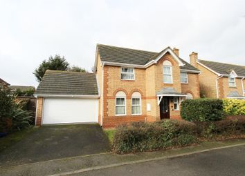 Thumbnail 4 bed detached house for sale in Devoke Close, Huntingdon