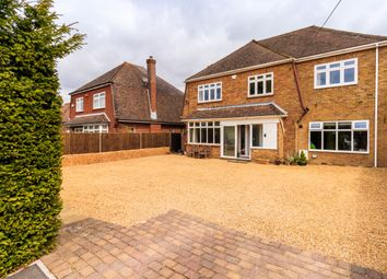 Thumbnail 4 bed detached house for sale in Homesteads Road, Basingstoke