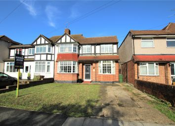 Thumbnail 3 bed semi-detached house for sale in Days Lane, Sidcup, Kent