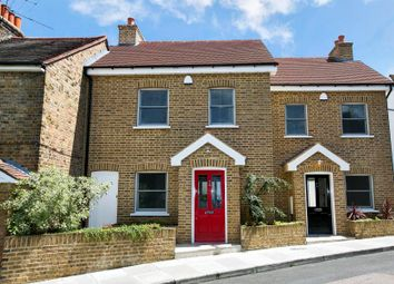 Thumbnail 3 bed terraced house for sale in Stanley Road, East Sheen