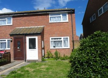 Thumbnail 1 bed terraced house to rent in Sandpiper Way, Weymouth