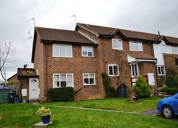 Thumbnail 1 bed end terrace house to rent in Woodger Close, Guildford