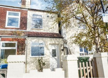 Thumbnail 2 bed semi-detached house for sale in Elgin Road, Freemantle, Southampton