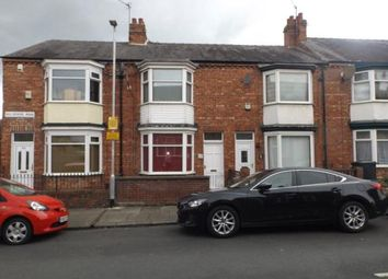 Thumbnail 2 bed terraced house for sale in Belvedere Road, Darlington