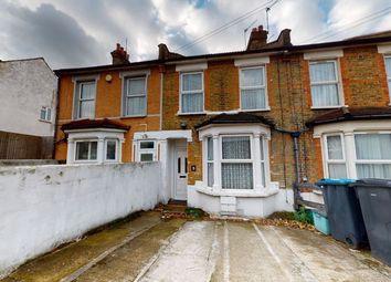 Thumbnail 3 bed terraced house for sale in Hampton Road, Croydon