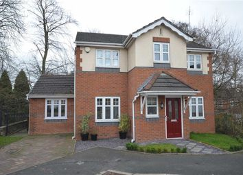 Thumbnail 3 bedroom detached house for sale in Laureate Way, Denton, Manchester, Greater Manchester