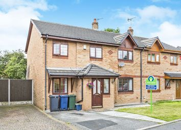 Thumbnail 4 bed detached house to rent in Meadowclough, Skelmersdale