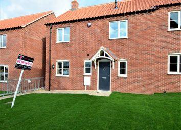 Thumbnail 2 bed semi-detached house for sale in Plot 3 Wesleyan Court, Chapel Lane, Everton