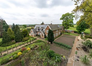 Thumbnail 6 bed detached house for sale in Ashburton Road, Ickburgh, Thetford