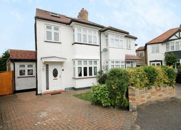 Thumbnail 5 bed semi-detached house for sale in Park Close, Harrow Weald, Harrow