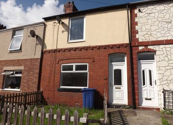 Thumbnail 3 bed terraced house to rent in Park Road, Askern