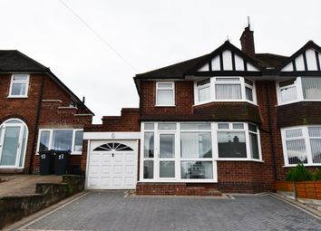 Thumbnail 3 bed semi-detached house to rent in Loynells Road, Rednal, Birmingham