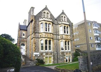 Thumbnail 1 bed flat to rent in Sunnyside Road, Clevedon