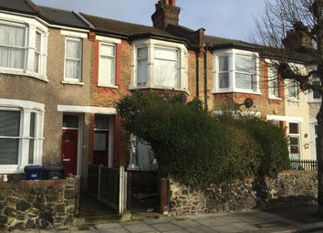 Thumbnail 4 bed terraced house to rent in Long Lane, East Finchley, London