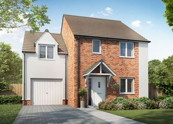 """Thumbnail 4 bed detached house for sale in """"The Lycett"""" at York Road, Hall Green, West Midlands, Birmingham"""