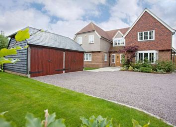 Thumbnail 5 bedroom detached house for sale in Bletchley Road, Stewkley, Leighton Buzzard