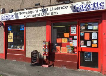 Thumbnail Retail premises for sale in Bedeburn Road, Jarrow
