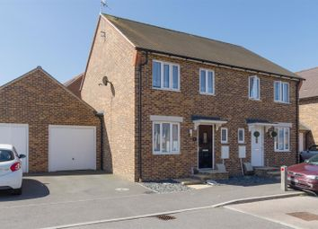Thumbnail 3 bed semi-detached house for sale in Bittern Road, Iwade, Sittingbourne