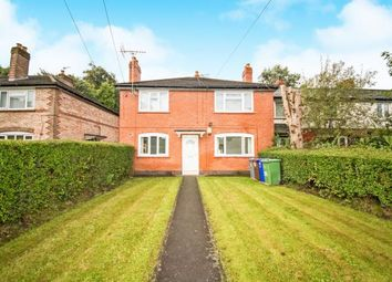 Thumbnail 2 bed flat for sale in Godbert Avenue, Chorlton, Manchester, Greater Manchester