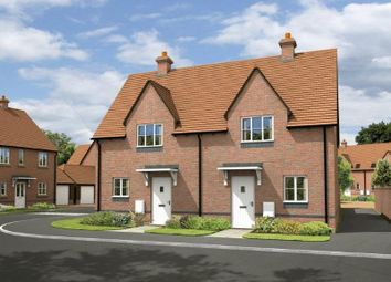 Thumbnail 2 bed semi-detached house for sale in Portway Mews, Portway, Wantage