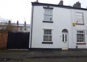 Thumbnail 2 bed end terrace house for sale in Great King Street, Macclesfield, Cheshire