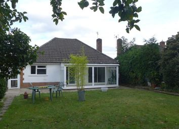 Thumbnail 2 bedroom detached bungalow to rent in Mags Barrow, West Parley, Ferndown