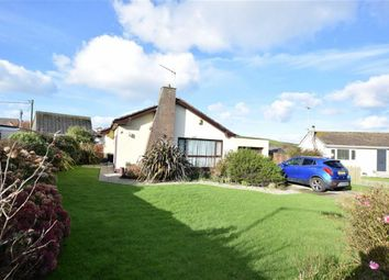 Thumbnail 4 bed detached bungalow to rent in West Park Road, Bude, Cornwall