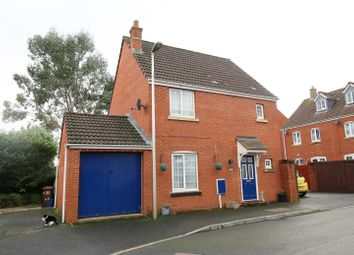 Thumbnail 3 bed detached house for sale in St. James Way, Tiverton