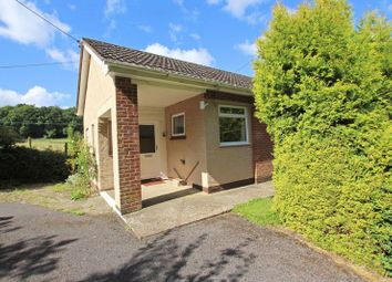 Thumbnail 2 bed detached bungalow for sale in Broomhill Terrace, Lyndhurst Road, Landford, Salisbury