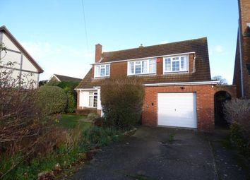 Thumbnail 4 bed bungalow for sale in St. Helens Road, Hayling Island