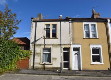 Thumbnail 2 bed end terrace house for sale in Exmoor Street, Southville, Bristol