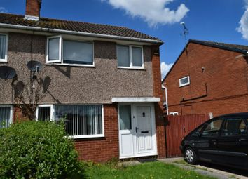 Thumbnail 3 bed semi-detached house for sale in Saxon Way, Blacon, Chester