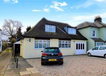 Thumbnail 3 bed detached bungalow for sale in Upland Road, Thornwood, Epping