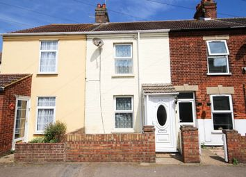 Thumbnail 2 bed terraced house for sale in St. Julian Road, Caister-On-Sea, Great Yarmouth